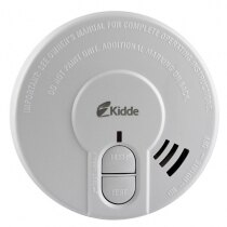 Image of the 9V Optical Smoke Alarm with Test and Hush Button - Kidde 29HD