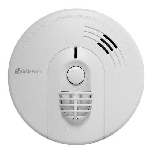 Mains Powered Heat Alarm with Back-up Battery- Kidde Firex KF3