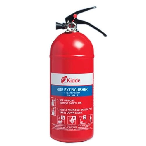 Kidde 2kg Multi-Purpose Fire Extinguisher