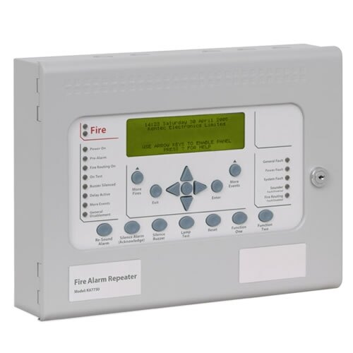 Kentec Syncro View Repeater Panel