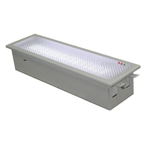 Led Recessed Lighting With Emergency Backup : Led recessed emergency bulkhead light fml