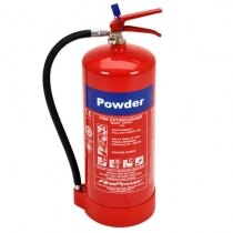 Image of the Thomas Glover 9kg Monnex Powder Extinguisher