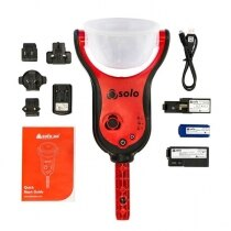 Image of the Solo 365 Smoke Detector Tester Head & Key Components Kit