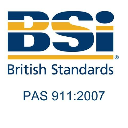 British Standard - PAS 911:2007 -  Fire Strategies - Guidance And Framework For Their Formulation