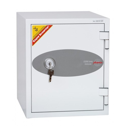 Phoenix Datacare 2001 - Fire Data Safe for Magnetic and Digital Data