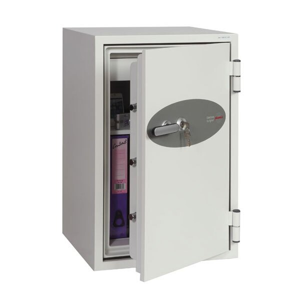 Phoenix Fire Fighter II 0443 - Fireproof Safe with Internal Lockable Drawer