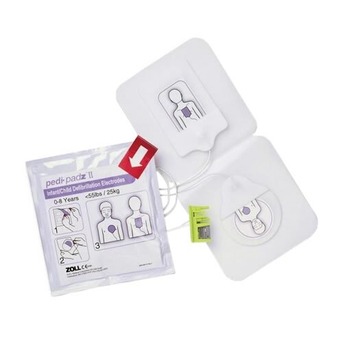 Zoll AED Plus Infant/Child Pedi padz® II  Electrodes