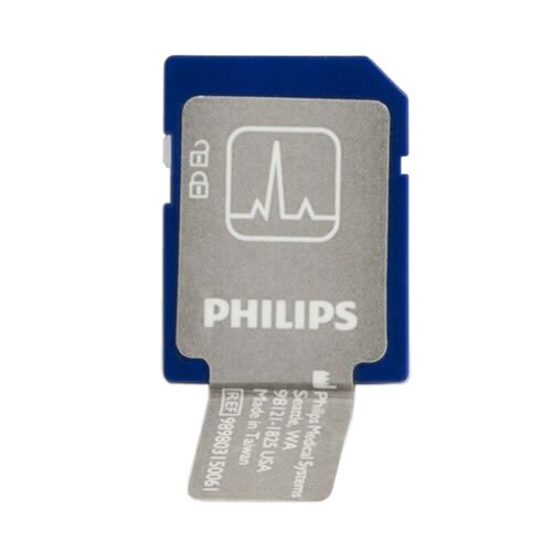 Philips HeartStart FR3 Defibrillator Data Card