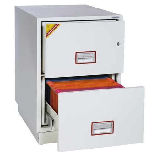 Phoenix Firefile 2242 DP106 Fire Safe with Data Protection Insert
