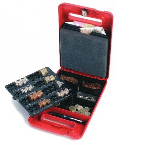 Phoenix Portable Security Cash Box