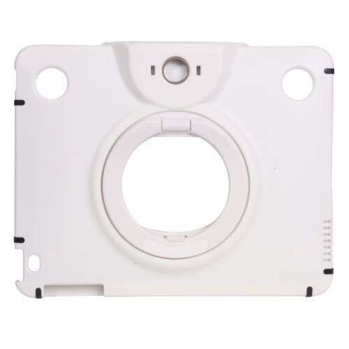Phoenix iPad security case in white