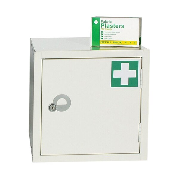 Single Door First Aid Storage Cabinets