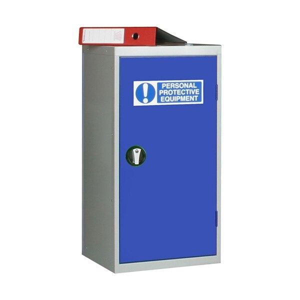 Single Door Ppe Storage Cabinet