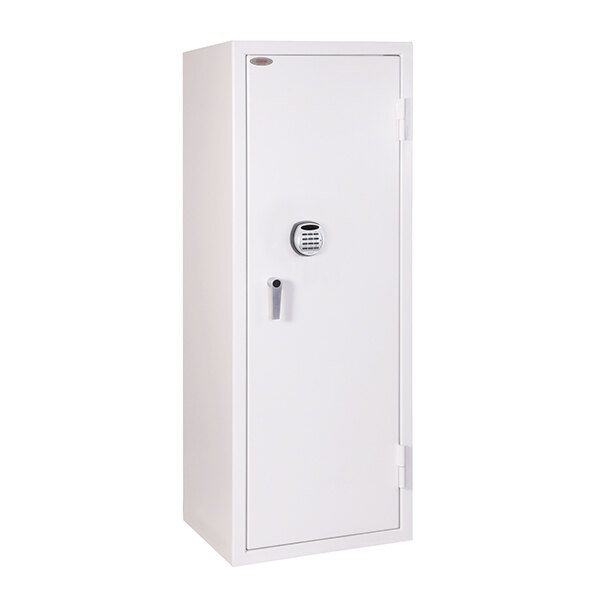 Optional high security electronic lock