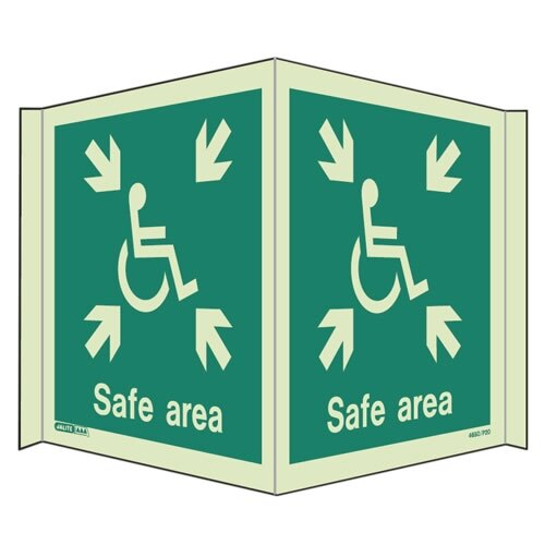 Panoramic Safety Signs