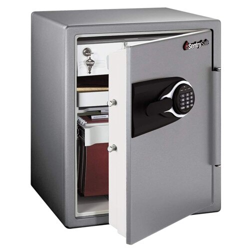 sentry ms5635 fire safe for digital media. Black Bedroom Furniture Sets. Home Design Ideas