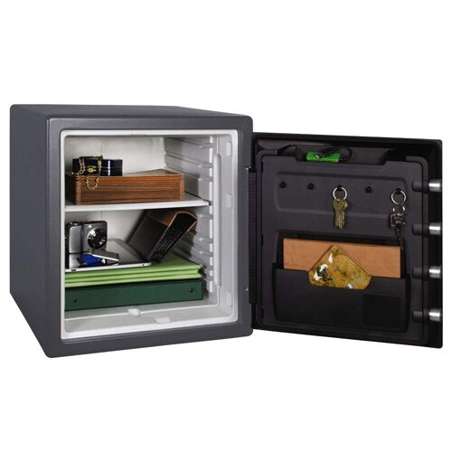 Sentry SFW123FSC - Fire and Waterproof Safe with LED Interior Lighting