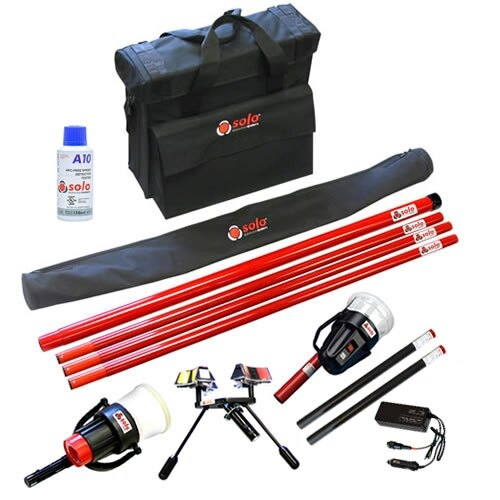 Solo 823 - 9.3m Working Height Double Battery Kit