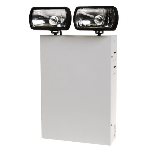 Twin Emergency Spotlights (Twin Spots) with Halogen Lamps - TSW55