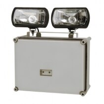 Image of the External Twin Emergency Spotlights (Twin Spots) with Halogen Lamps - TSW