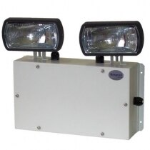Image of the IP65 Twin Emergency Spotlights (Twin Spots) with Halogen Lamps - TSWS