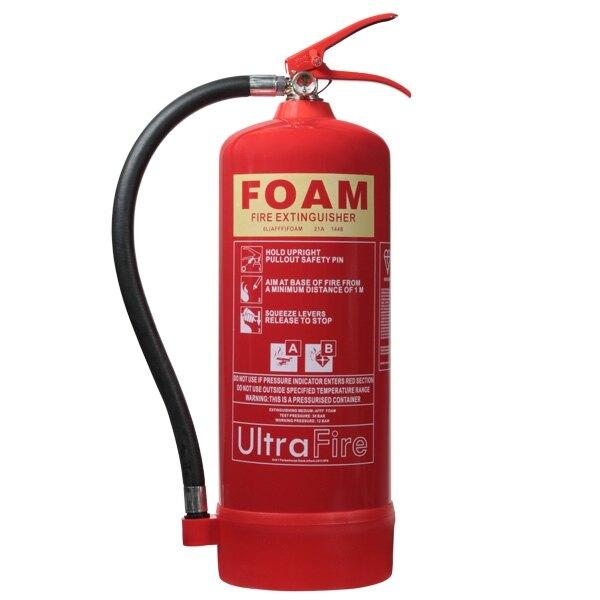 25 X 6l Foam Fire Extinguishers Ultrafire
