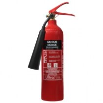 Image of the 50 x 2KG CO2 Fire Extinguishers - UltraFire