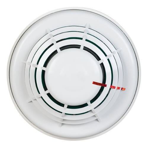 The Veritas 2 fixed heat detector is supplied complete with diode base