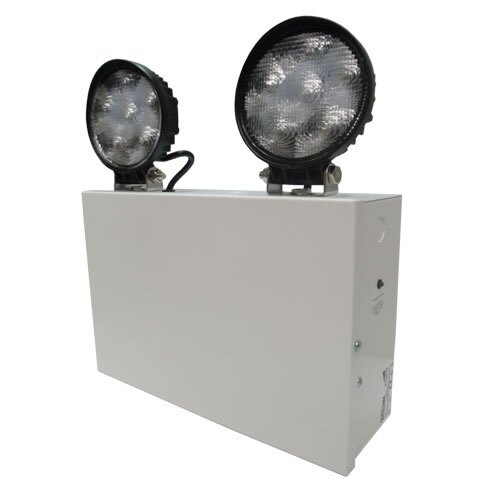 LED Twin Emergency Spotlights (Twin Spots) - X-TSL
