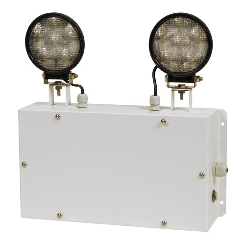 IP65 LED Twin Emergency Spotlights (Twin Spots) - X-TSWS
