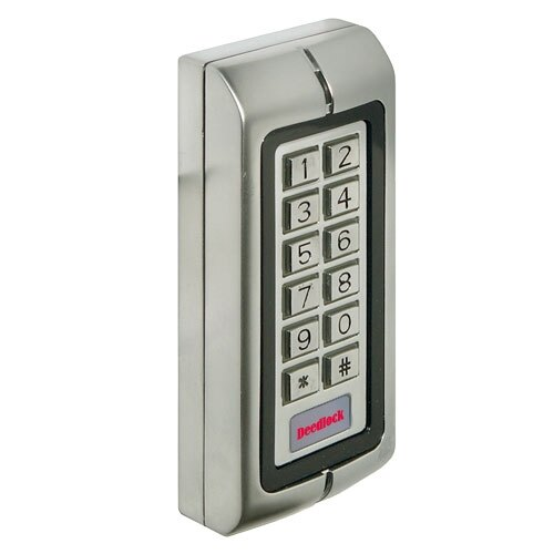 access control maglock kit with keypad. Black Bedroom Furniture Sets. Home Design Ideas