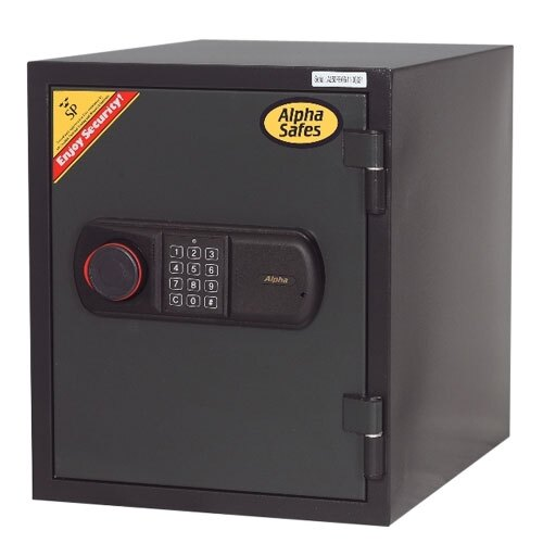 Alpha A250FE - Fireproof Safe with electronic lock
