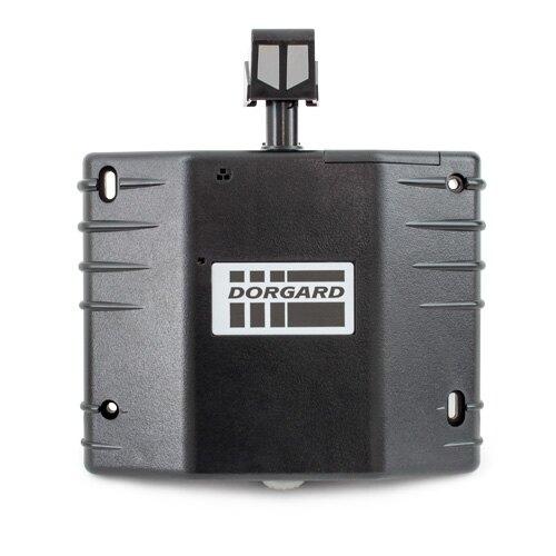 Black Dorgard Fire Door Retainer - Safelincs