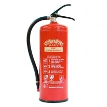 Image of the 6ltr Foam Fire Extinguisher - Britannia