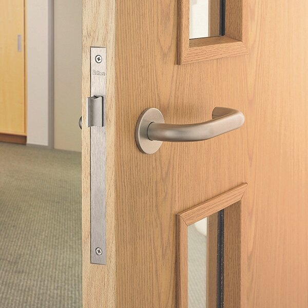 Briton Fire Door Kit - Lever on Rose Latch Kit