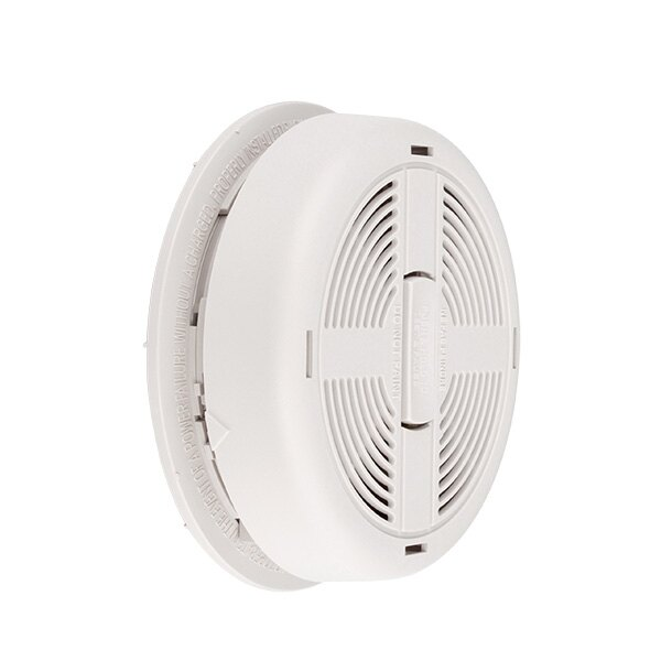 670MBX - Ionisation Smoke Alarm complete with base
