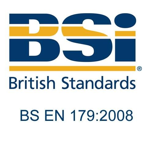 British Standard - BS EN 179:2008 - Emergency Exit Devices For Use On Escape Routes