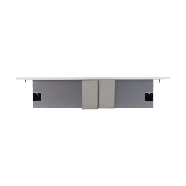 Suitable for ceiling mounting (recessed)