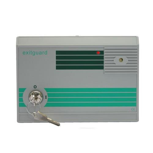 Exitguard Fire Door Security Alarm - With Key Override