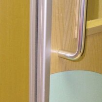 Image of the Astroflame Door Edge Guards - Rounded