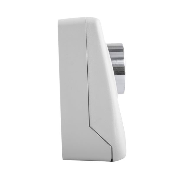 Surface mounted fire door holder