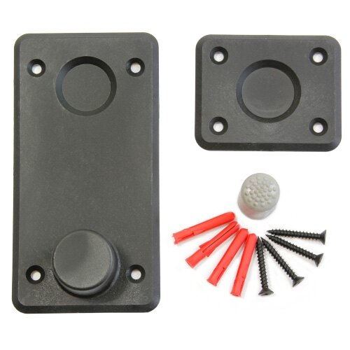 Replacement Floor Plate for Dorgard Fire Door Retainers