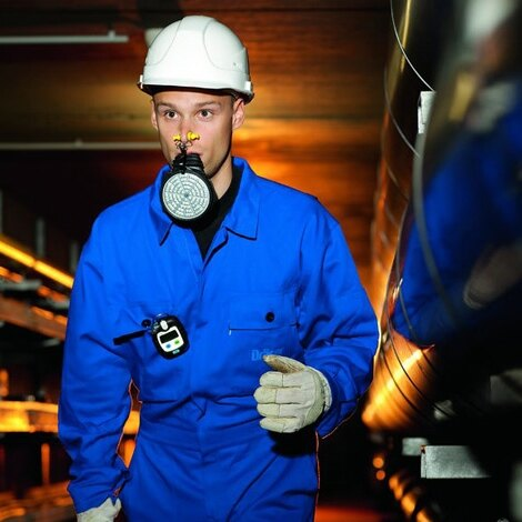 Dräger Parat 3200 Fire Escape Mask (mouthpiece-nose clip)