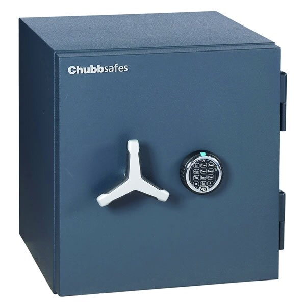 Chubbsafes DuoGuard 60 - Fire and Security Safe with Electronic Lock