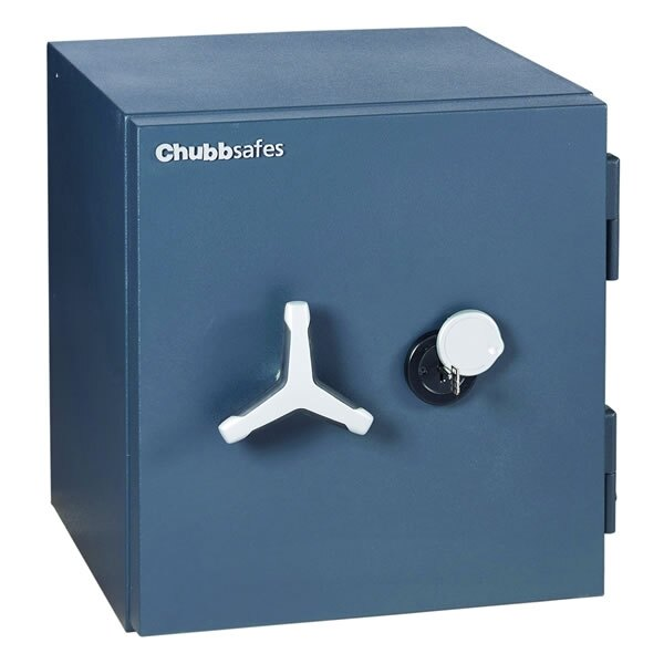 Chubbsafes DuoGuard 60 - Fire and Security Safe with Key Lock