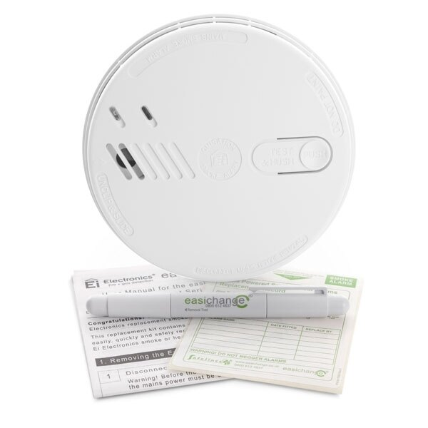 Easichange® Replacement Smoke Alarm for Ei141