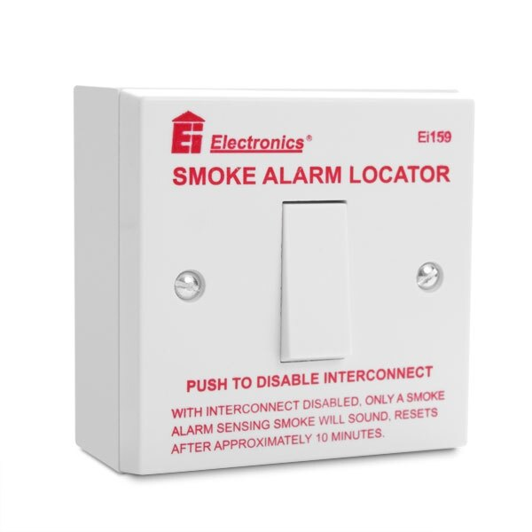 Smoke Alarm Locator Switch - Ei159