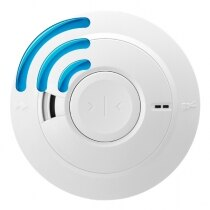 Image of the Mains Radio-Interlinked Ionisation Smoke Alarm with Lithium Battery - Ei161eRF