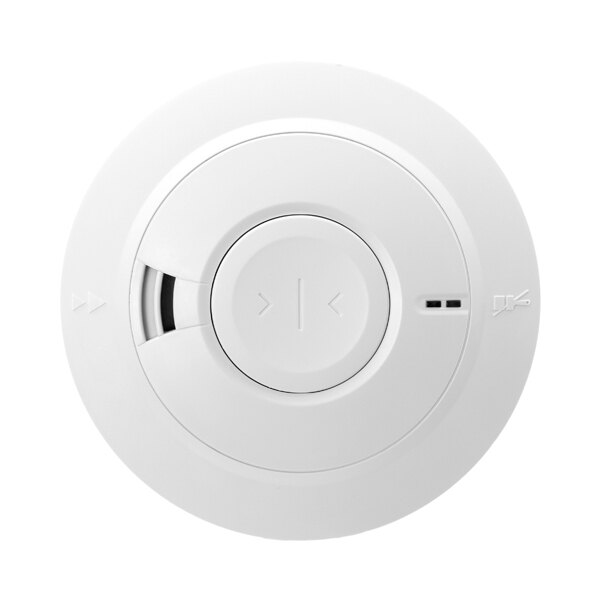 Mains Powered Ionisation Smoke Alarm with Lithium Back-up Battery - Ei161e