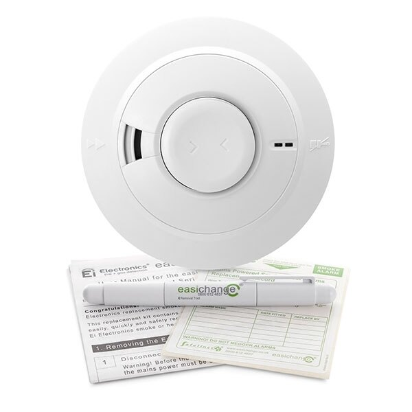 The Ei164 Easichange Replacement Alarm Kit